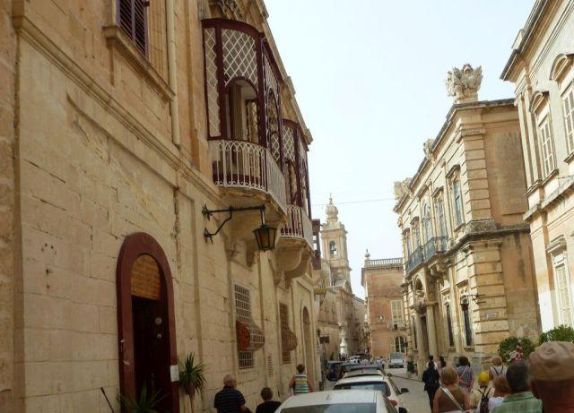 Málta P1680126 Mdina, Banca Giuratale - Nemzeti Archívum