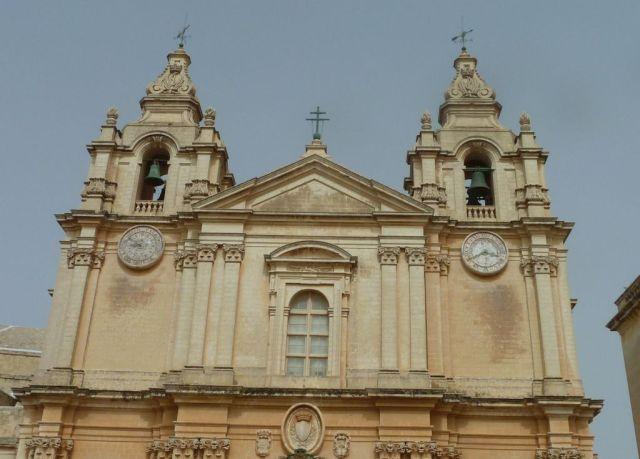 Málta P1680137 a Mdina Szent Pál katedrális