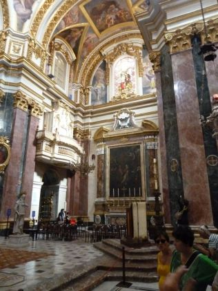 Málta P1680170 Mdina Szent Pál katedrális