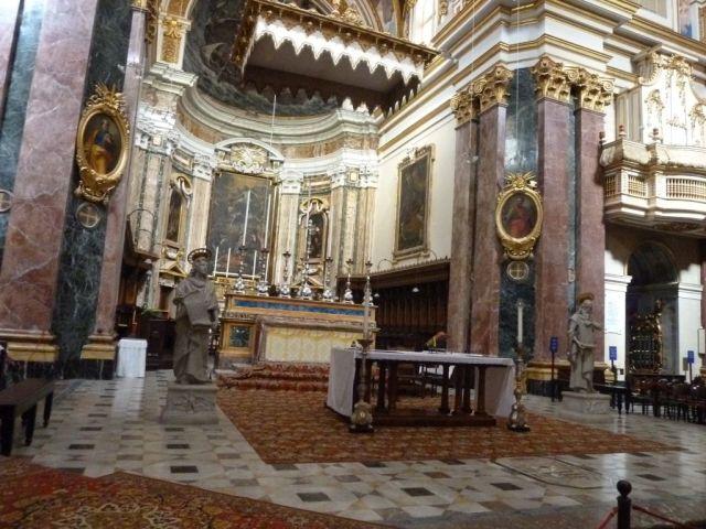 Málta P1680171 Mdina Szent Pál katedrális