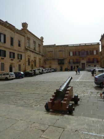 Málta P1680183 Mdina Pjazza San Pawl