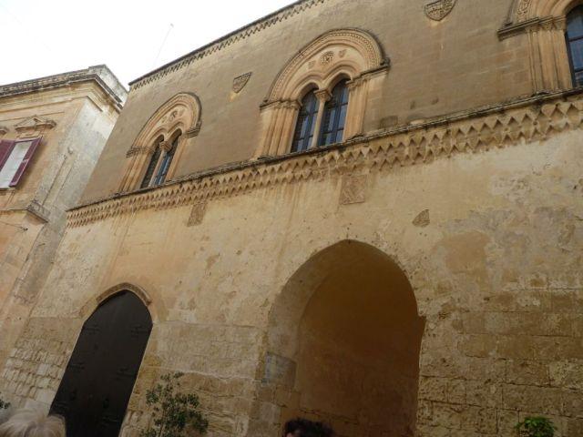 Málta P1680216 Mdina, Palazzo Santa Sofia