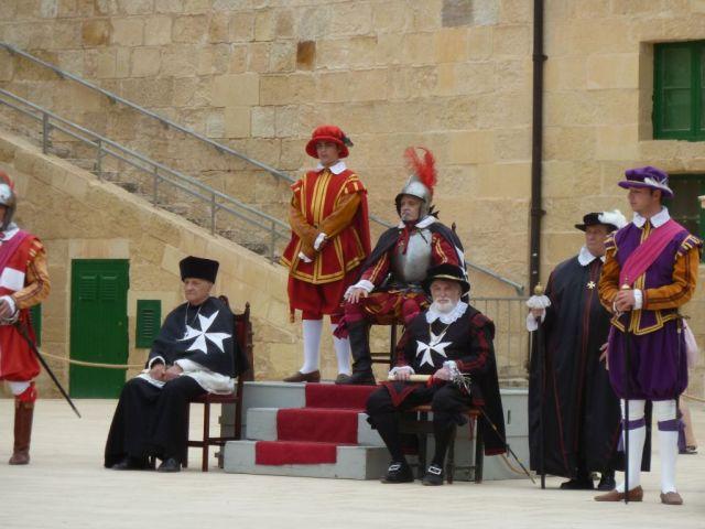 Málta P1680823 Valletta, St.Elmo - In Guardia