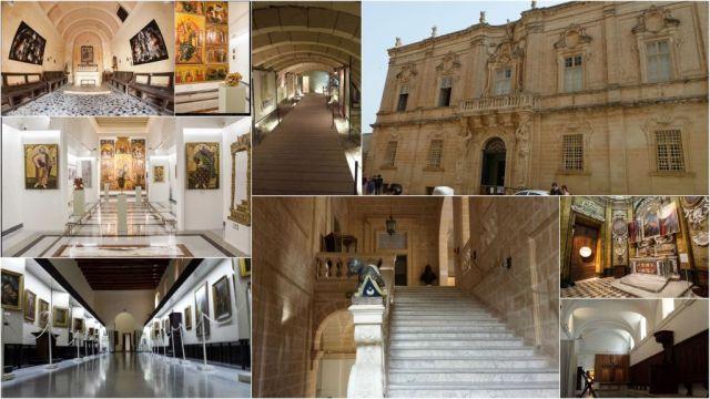Mdina- Cathedral Museum, kollázs 8