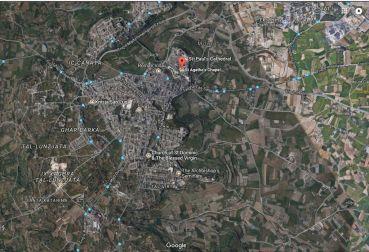 Mdina_és_Rabat,_google_map_1