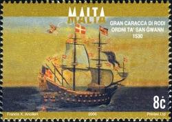 santa-anna, bélyeg