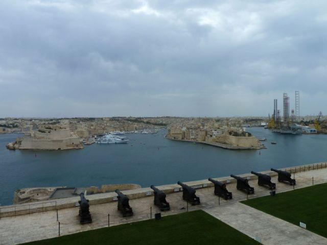 Málta P1670329 Valletta - Három Város