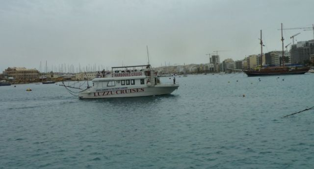 Málta P1670560 Sliema Grand Harbour Manoel Island