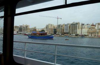 Málta P1670563 Sliema Harbour Názareti Jézus tmpl
