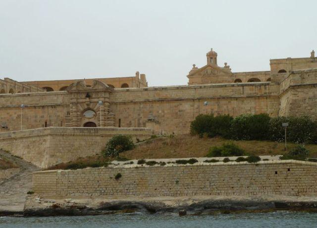 Málta P1670580 Manoel Island, Fort Manuel