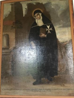 St. Toscana 1280 -1343 IMG_0177 3.nap V Rabat, Wignacourt múzeum