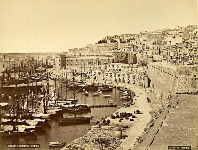 Valletta Port 1879