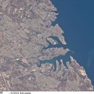 Valletta,_Malta, satellite view _ NASA