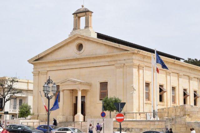 IMG_0869 2.nap V, Valletta helyőrségi templom, Castile tér