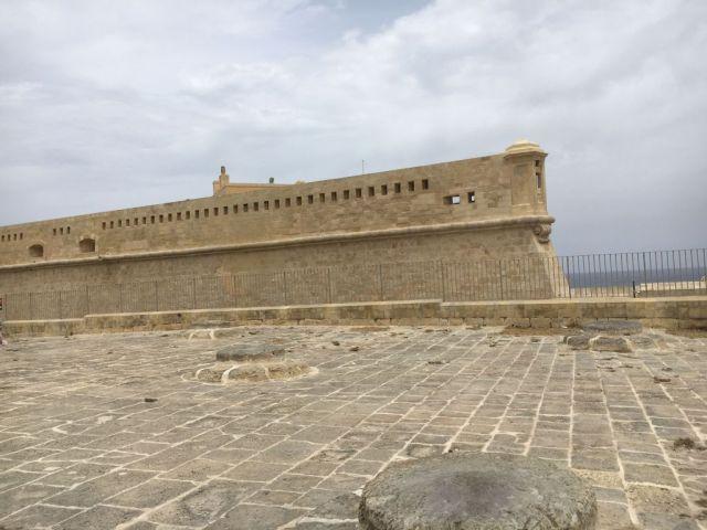 Málta IMG_4706 Zsu - Valletta, Fort St. Elmo