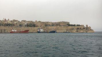 Málta IMG_4760 Zsu - Valletta, Harang emlékmű