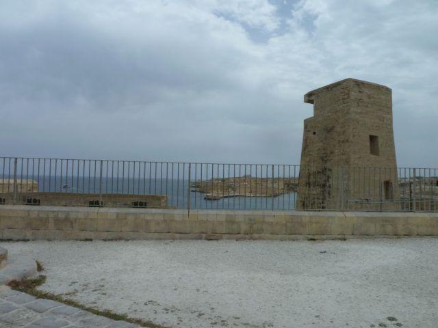Málta P1670518 Valletta, Fort St. Elmo
