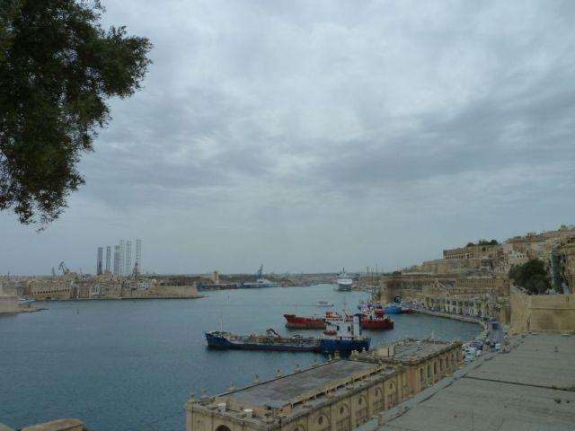 Málta P1670531 Valletta, Nagy Kikötő