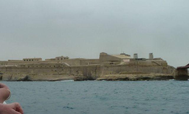 Málta P1670645 St. Elmo, Grand Harbour