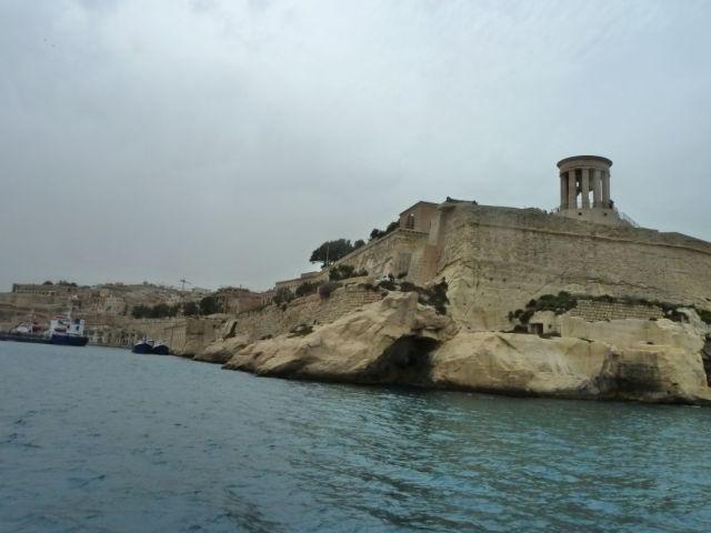 Málta P1670649 Grand Harbour Valletta