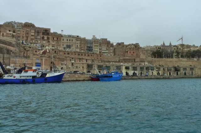 Málta P1670654 Sliema Grand Harbour Valletta
