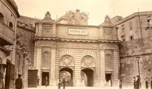 Victoria Gate 1900, Valletta