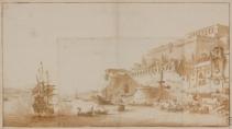 Willem Schellinks- Malta ad vivum 1664