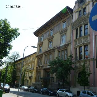 Bajza u. 42. P1610024 Orosz kereskedelmi kirendeltség épülete