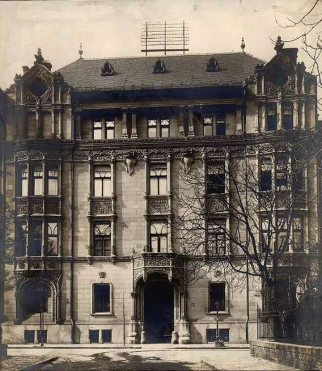 Baruch ház 1890 k.