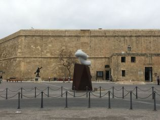 Málta IMG_4604 Zsu - Valletta, St. James Cavalier