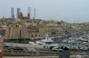 Málta P1680961 Három város, Senglea-Birguból