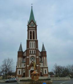 0001 Szent Erzsébet plébánia templom P1730403, Pesterzsébet