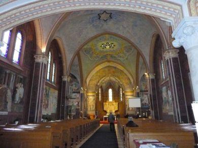 001 Szent Erzsébet plébánia templom P1730303, Pesterzsébet