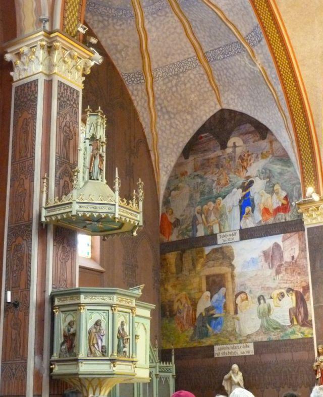 015 Szent Erzsébet plébánia templom P1730374, Pesterzsébet