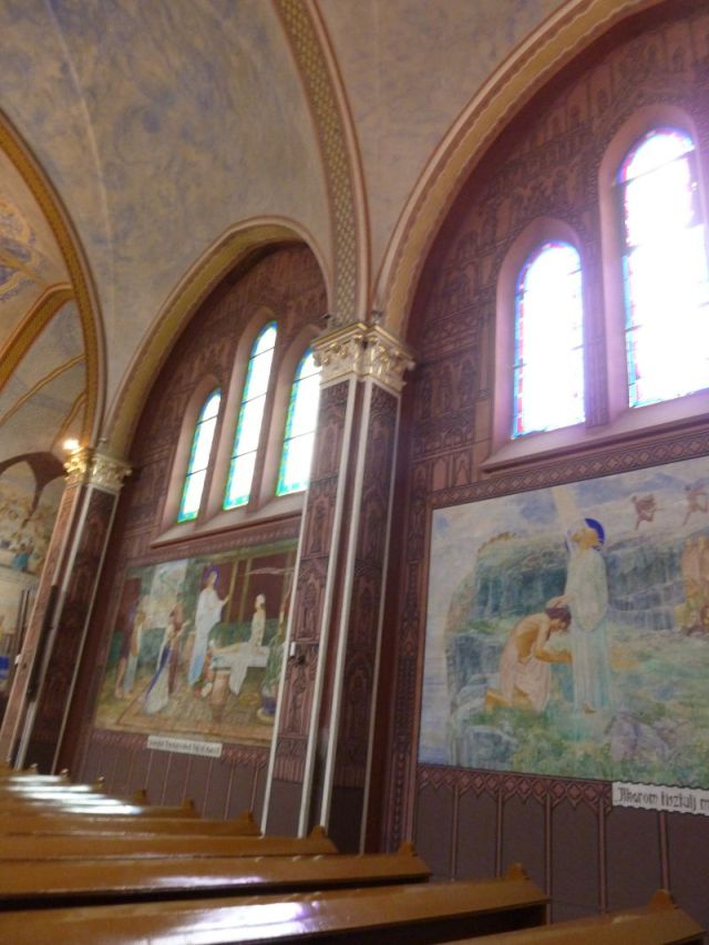 038 Szent Erzsébet plébánia templom P1730397, Pesterzsébet