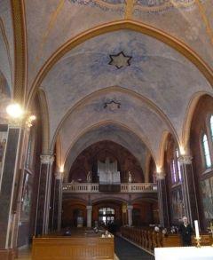039 Szent Erzsébet plébánia templom P1730334, Pesterzsébet