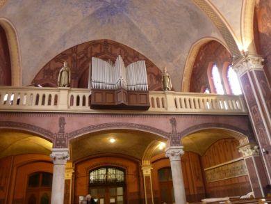 040 Szent Erzsébet plébánia templom P1730387, Pesterzsébet