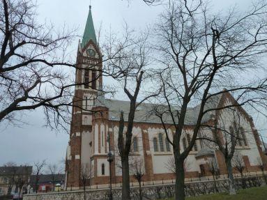 05 Szent Erzsébet plébánia templom P1730412, Pesterzsébet