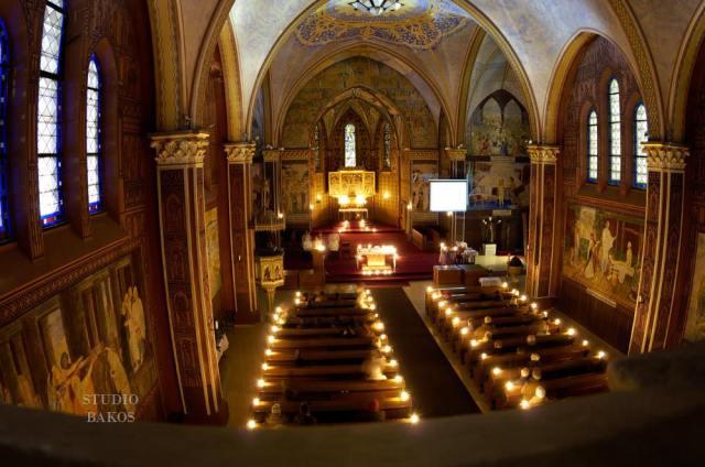 Studio Bakos képe a templomról
