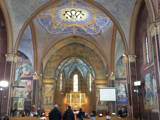 Szent Erzsébet plébánia templom IMG_3434, Pesterzsébet