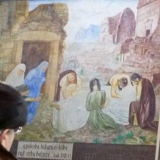 Szent Erzsébet plébánia templom P1730687 részlet 3, Pesterzsébet