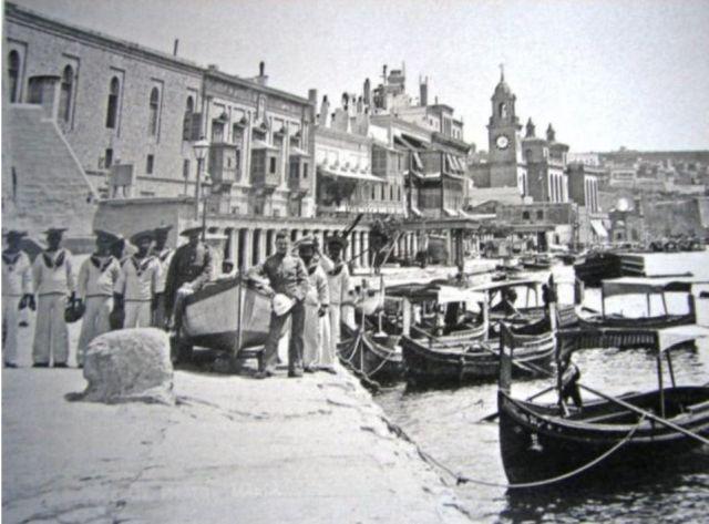 Birgu, Grande Marina- Dockyard creek