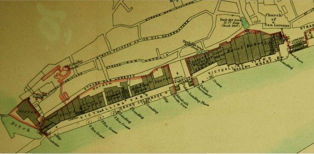 Birgu, Victualling Yard_1897