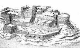 Castrum a Mare középkor