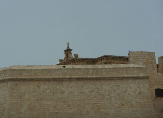 Málta P1670721 Fort St. Angelo- St. Anna kápolna