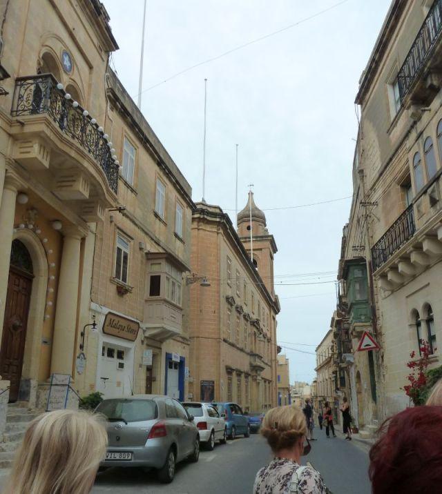 álta P1680982 Három város, Birgu- Dominikánus palota és konvent