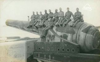 Armstrong ágyu 1914