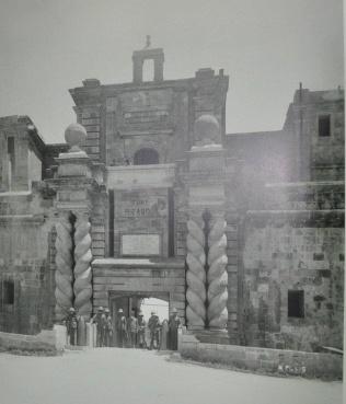 Fort Ricasoli kapu, vassallohistory image173