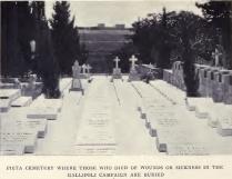 háborús temető, Pieta