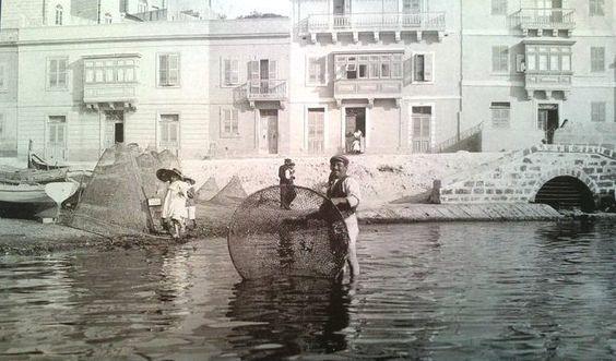 Kalkara bay 1910